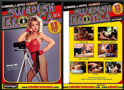 Swedish Erotica 84: Taija Rae (Caballero Home Video)