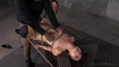 Marica Hase Used Hard In Tight Bondage By 10 Inch Bbc, Multiple Orgasms!