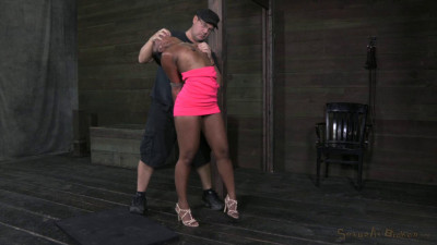 Matt Williams fucks Chanell Heart (October 14, 2013)