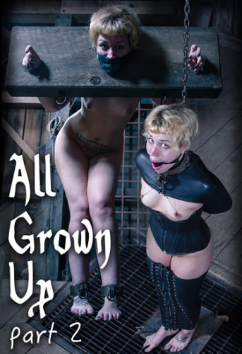 All Grown Up -Elizabeth Thorn