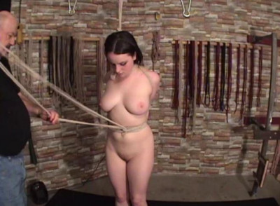 TB – Manta Tied Spanked Caned