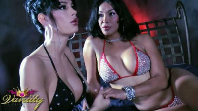 Vaniity And Angelina Valentine Meet Again