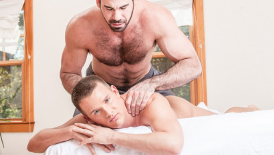 Gay Massage House 2 (Billy Santoro, Brandon Wilde)