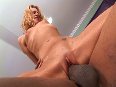 Banged by huge fat black dick