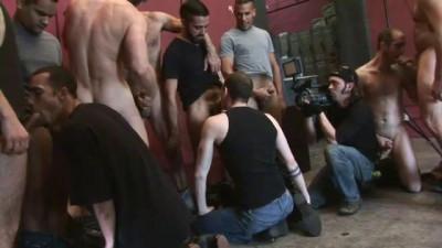 Hard Training With Bonus Scenes