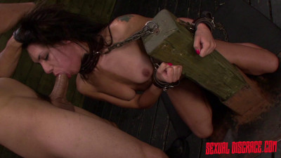SD – Sep 10, 2015 – Isa Mendez Earns A Facial After Bondage Slave Training Session