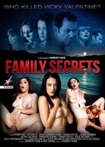 Description Family Secrets (2015)