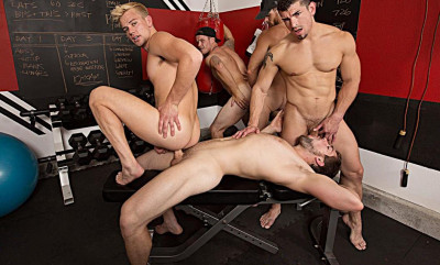 Shawn Reeve, Jeremy Spreadums, John Delta, Evan Marco & Griffin Barrows
