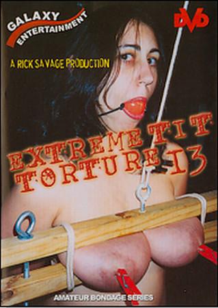Extreme Tit Torture 13