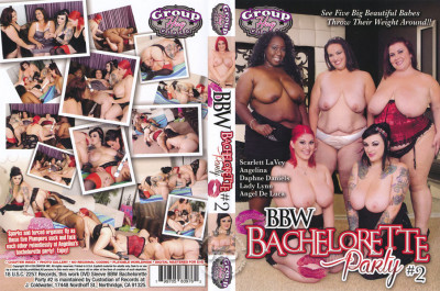 BBW Bachlorette Party 2