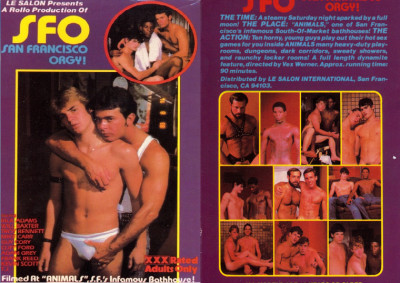 Rollo Productions – San Francisco Orgy (1983)