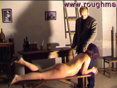 25 Clips Of Vip Collection. RoughManSpank. Part 4.
