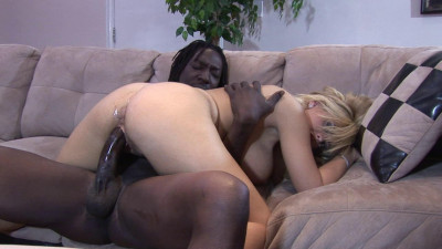 Fucking a black dude for the first time