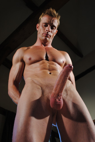 Neil Stevens solo – Ripped, Extra-Hung Str8 Uncut Stud!