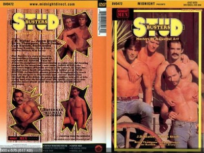Stud Busters - Masters of A Lustful Art (1985)