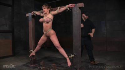 Hot Slave In Bondage