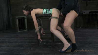 SB - Cute 20yr old girl next door gets completely sex destroyed - Apr 29, 2013 - HD