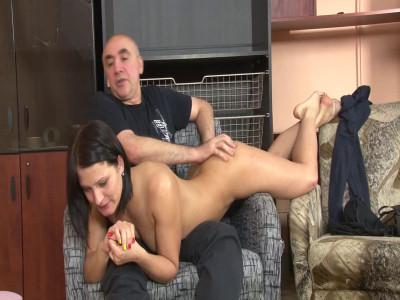Home spanking