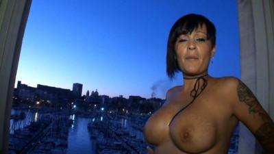 Sur le Vieux-Port à Marseille!