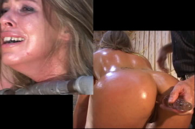 Cindy Anal Training