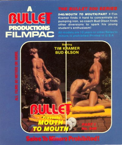 Mouth To Mouth Part 1 - Tim Kramer, Bud Olson (1980) - oral, watch, hard