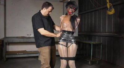 Severe Tape Bondage for Rubee - Part 1