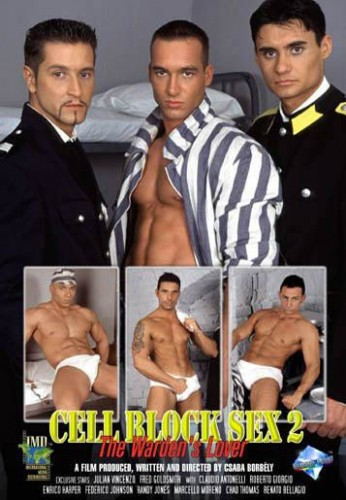 Cell Block Sex 2: The Wardens Lover , virgin gay sexy.