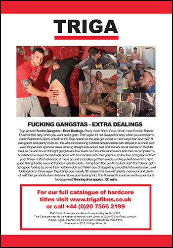 Triga - Fucking Gangstas Extra Dealings