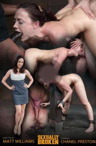 SB Apr 20, 2016 – Big Breasted Brunette Chanel Preston Shackled Down