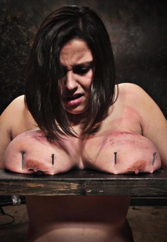 Beautiful boobs vs. nails