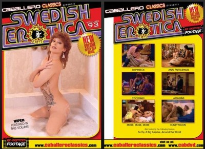 Swedish Erotica - 93 - Viper (1985) (Caballero Home Video)