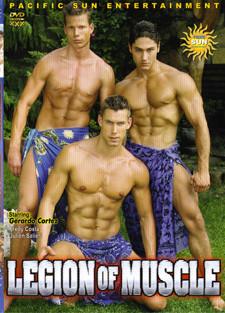 [Pacific Sun Entertainment] Legion of muscle Scene #1