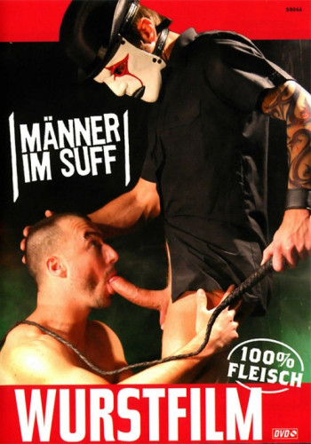 Manner im Suff
