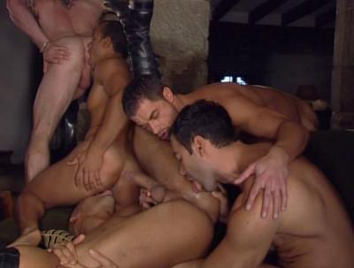 Barred orgy 2