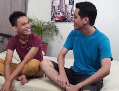 Gay Asian Twinkz – Spanish Twink Fucked By Asian (Jordan & Adrian)