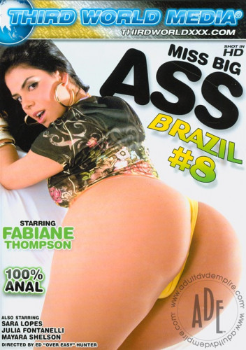 Miss Big Ass Brazil 8 HD