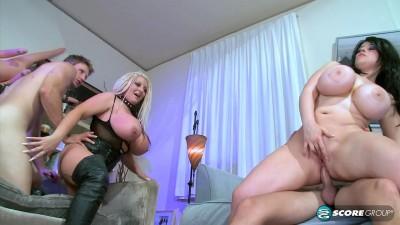 Porn Mega Load – Angel Gee & Daphne Rosen