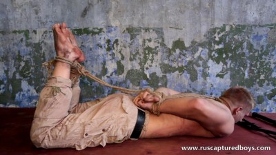 RusCapturedBoys – Slava — The Prisoner of War — Final Part