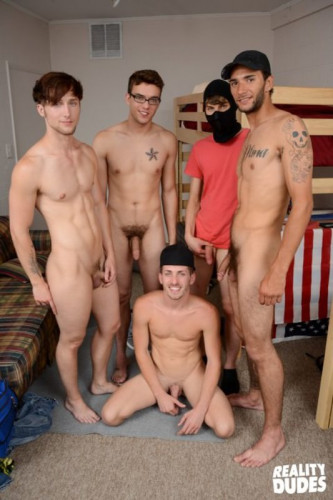Reality Dudes - Dick Dorm - Dicking Around - April 18, 2016