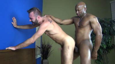 The Gift Of Big Black Cock Ethan Palmer, Champ Robinson And Trit Tyler (2015)