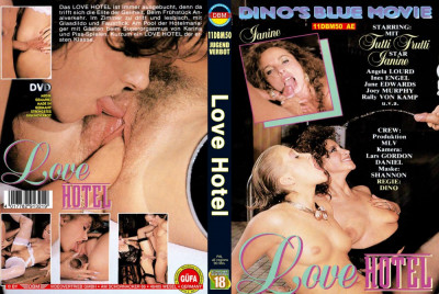 Dinos Blue Movie - Love Hotel