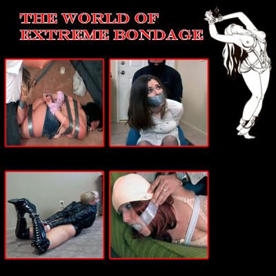 The world of extreme bondage 184