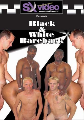 Black And White Bareback