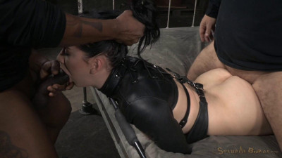 Fresh Faced Bondage Newbie Aria Alexander