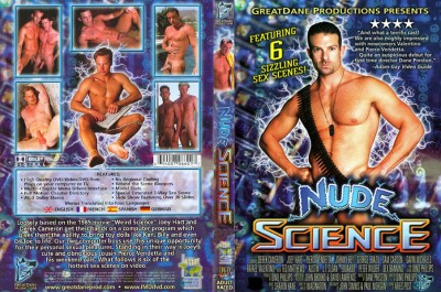 Great Dane Productions – Nude Science (1999)