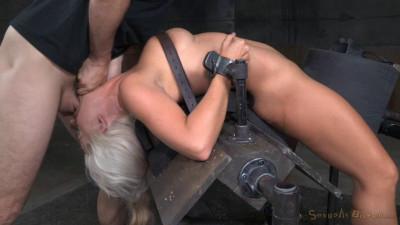 Big breasted sybian slut Holly Heart