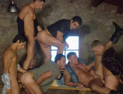 Amazing Gangbang Party