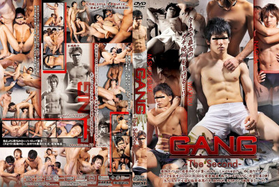 Gang 2 The Second - Sexy Men HD