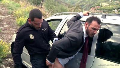 Police Corruption Edu Boxer, Gabriel Vanderloo (2014)