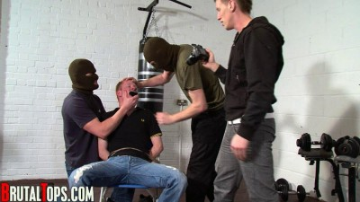 Fantasy Snatch - Tied Up & Defiled